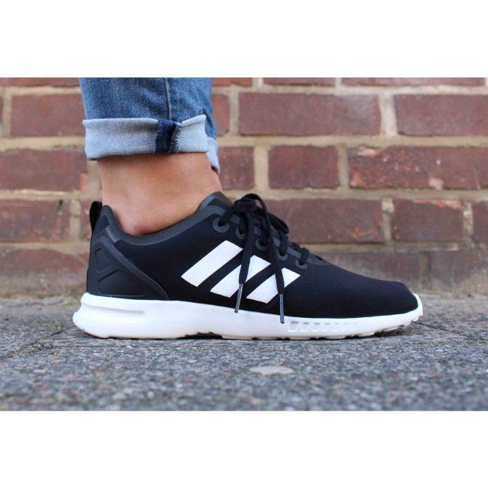 Adidasi Originali Adidas ZX Flux Smooth, Autentici, Noi . 40 2/3