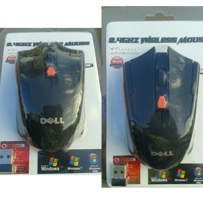 Mouse wireless da marca(Dell)