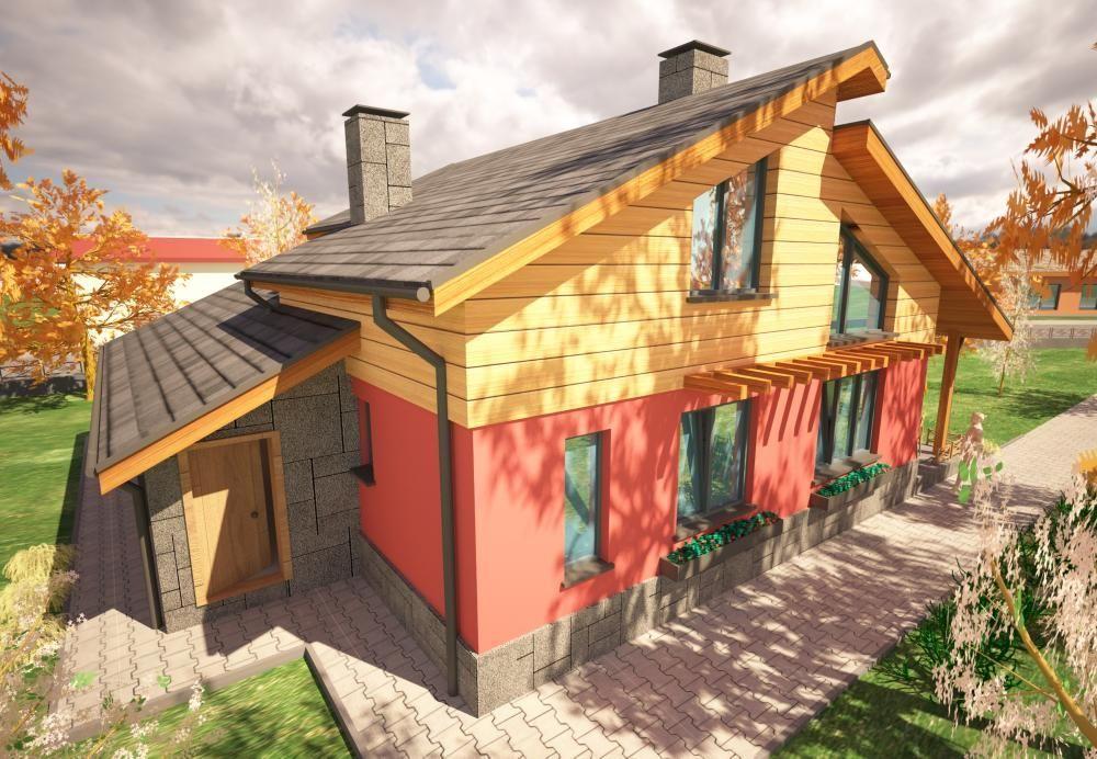 Проект за къща на цени от 2300лв. за всички части. гр. София - image 5