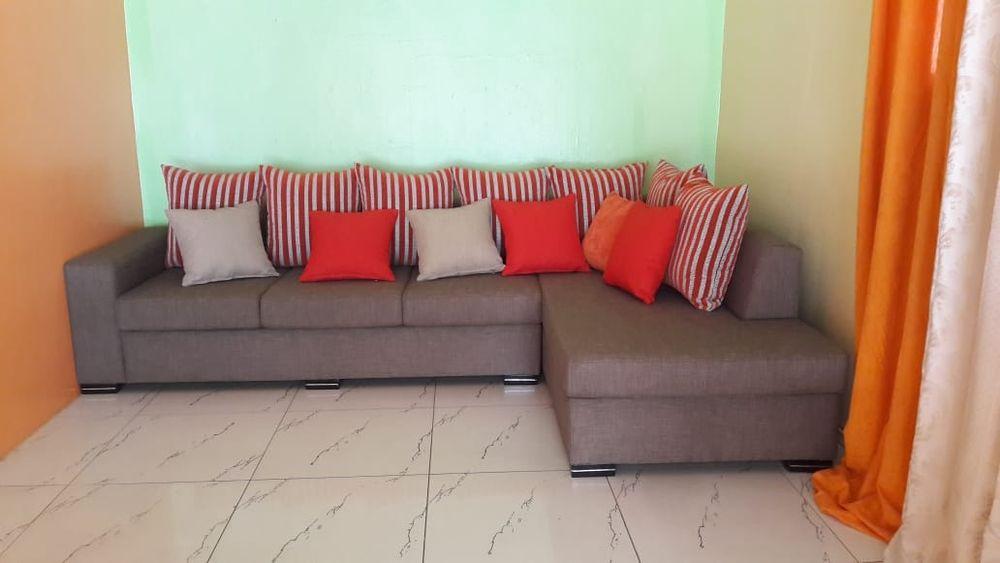 Sofa L de 3