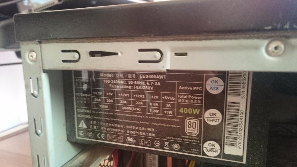 Vand unitate Core 2 Duo cu monitor