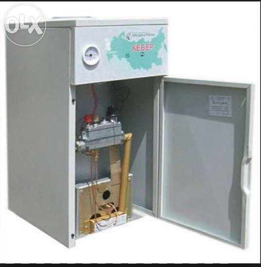 Ремонт и обслуживание газовых котлов и плит