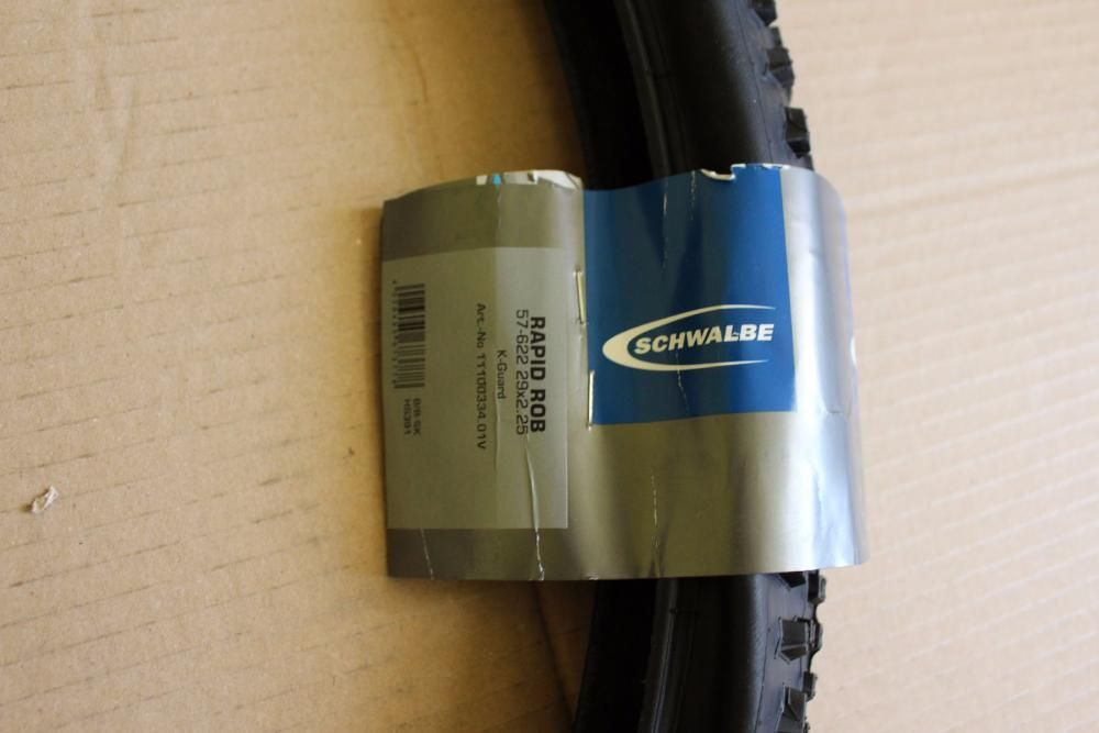 Schwalbe Rapid Rob 29x2.25 Performance dual compound