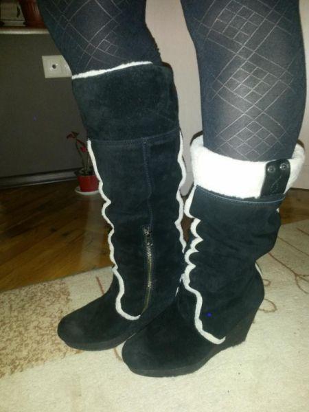 Ботуши Calvin Klein Jeans SELENA R7935