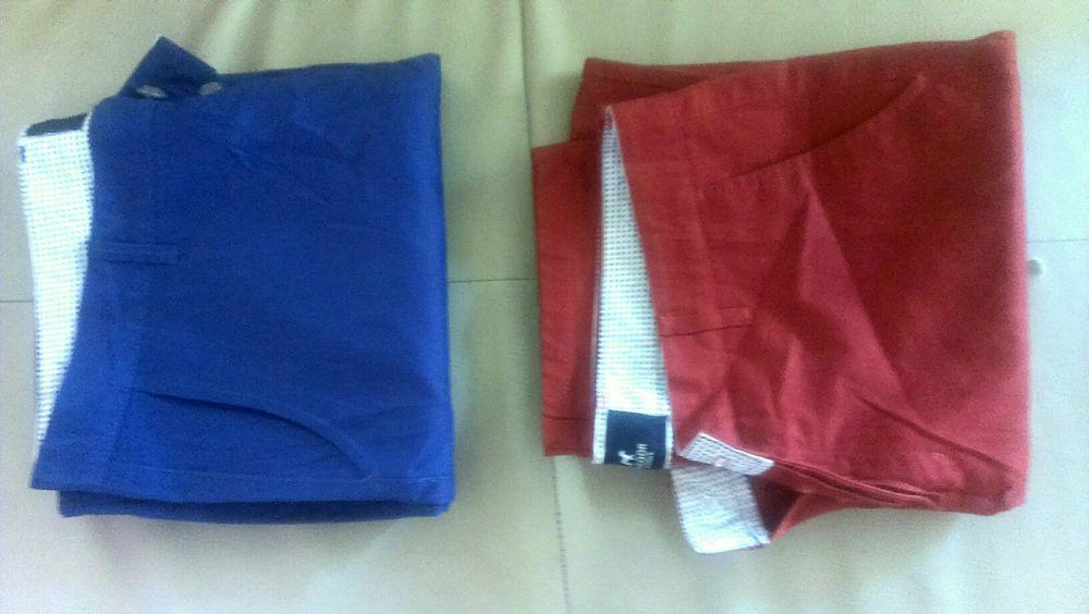 2 calças da sacoor N36