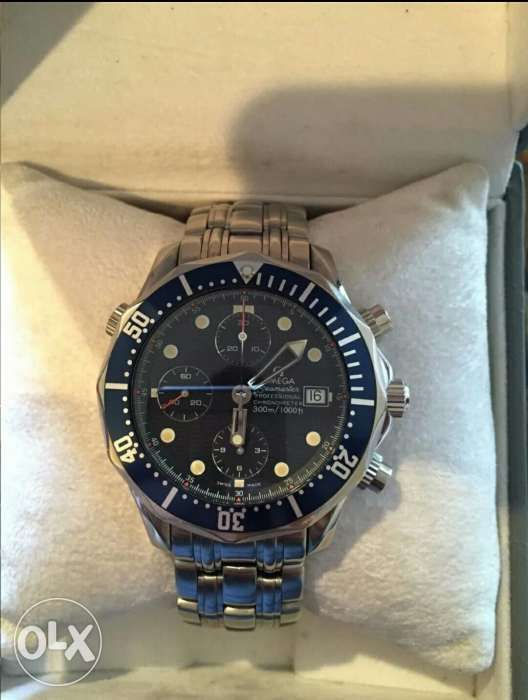 OMEGA Seamaster Professional Chronograph Automatic Chronometer 2598.80