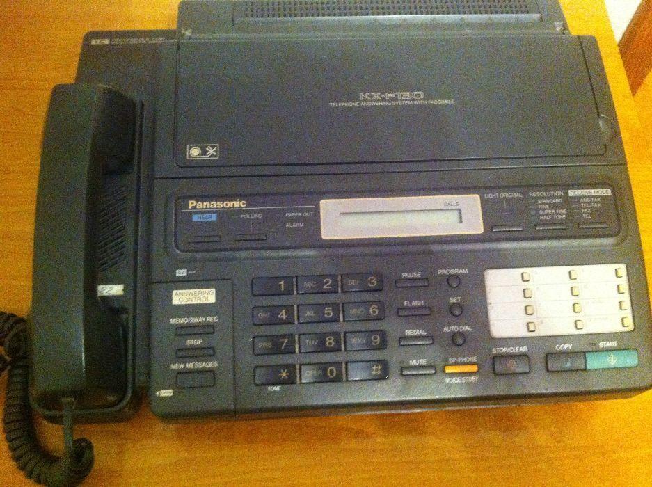 продаю телефонный факсимильный аппарат Panasonic