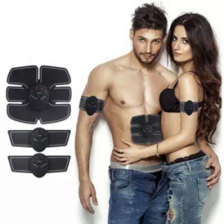Electrostimulare corporala SixPack EMS