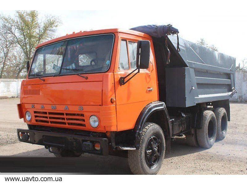 перевозка грузов камаз