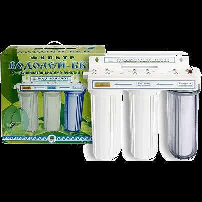 Фильтр под мойку для доочистки воды