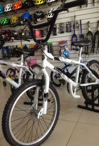 Bicicletas BMX