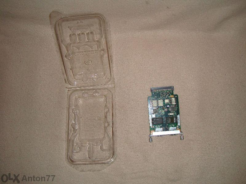 Vic2-2bri-nt/te платка за Cisco Isr рутери
