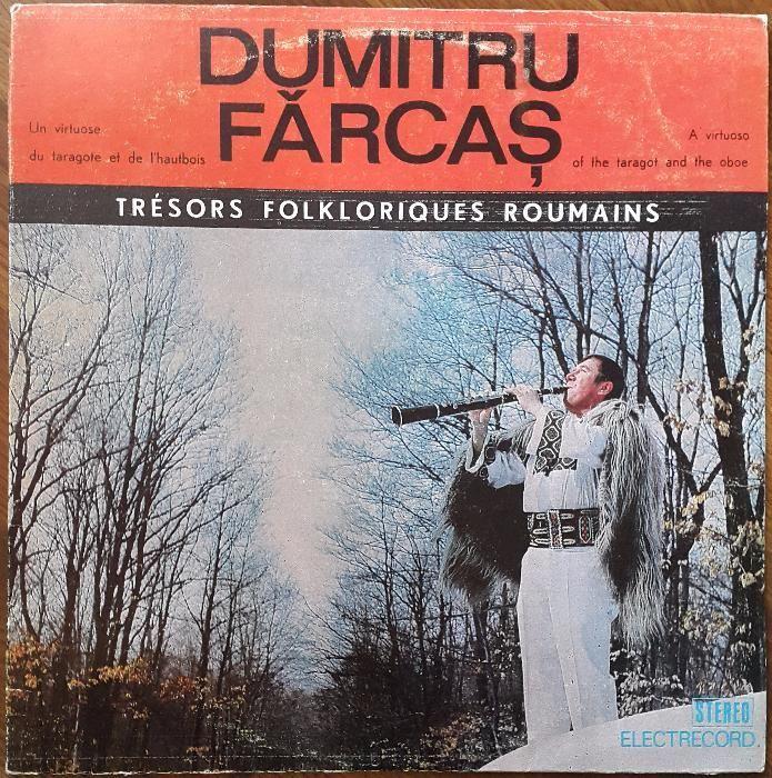 Disc vinil DUMITRU FARCAS - Tresors folkloriques roumains