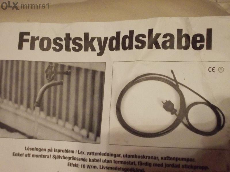 Кабел за защита от лед, Клос Улссон