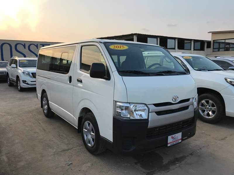 Toyota hiace quatradidiho