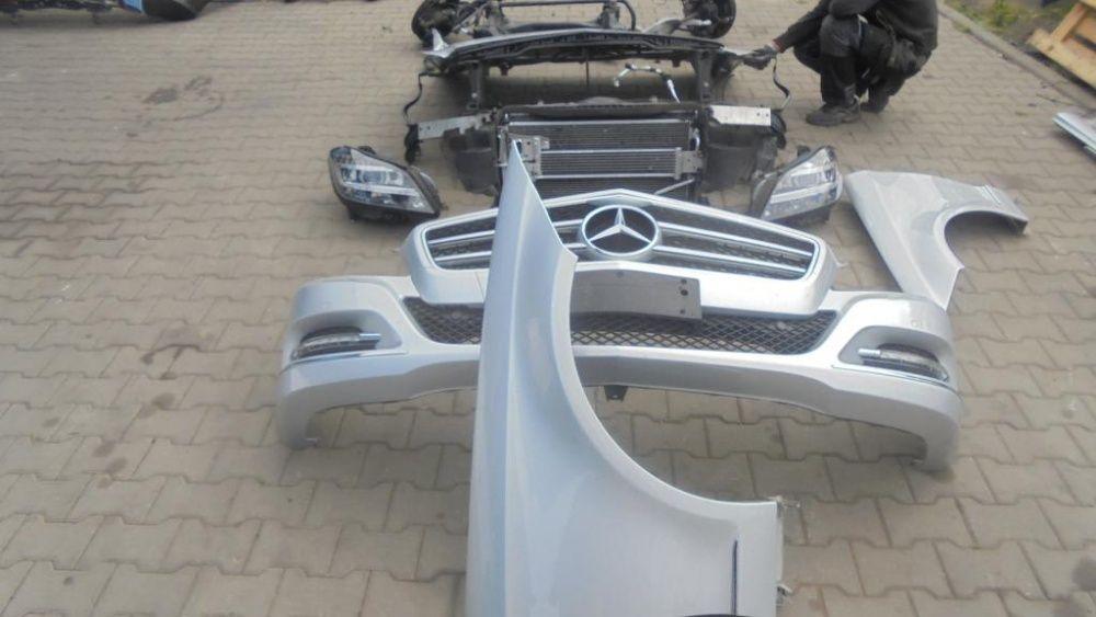 Mercedes CLS W218 capota aripa bara far trager radiator full led ils