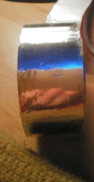 Тунинг алуминиево фолио