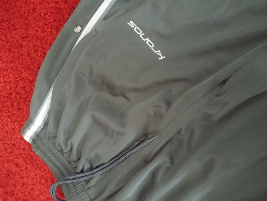 Pantaloni de trening cu capse laterale Kronos, marimea S