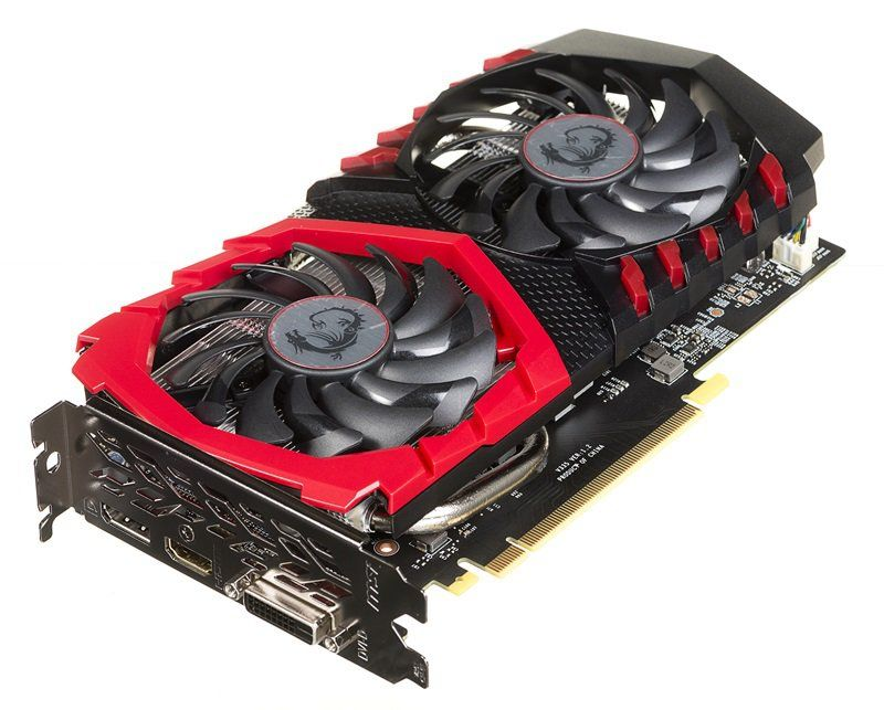 Placa video GTX 1050 Msi 2GB GDDR5 noua