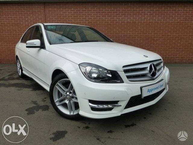 Jante originale Mercedes C Class AMG Design 17 Zoll
