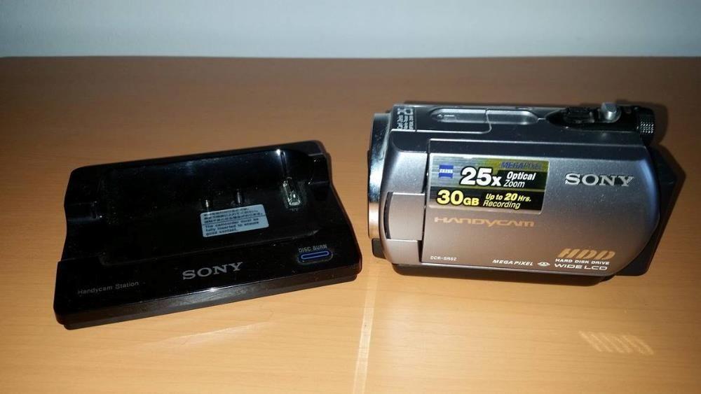 Камера Sony DCR- SR62 гр. Шумен - image 5