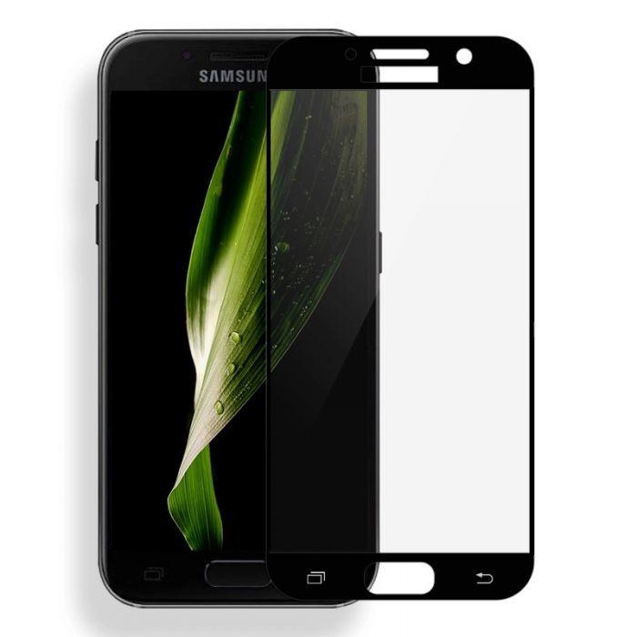 3D Стъклен протектор за Samsung Galaxy A3 и A5 2017г А3 А5 A320 A520