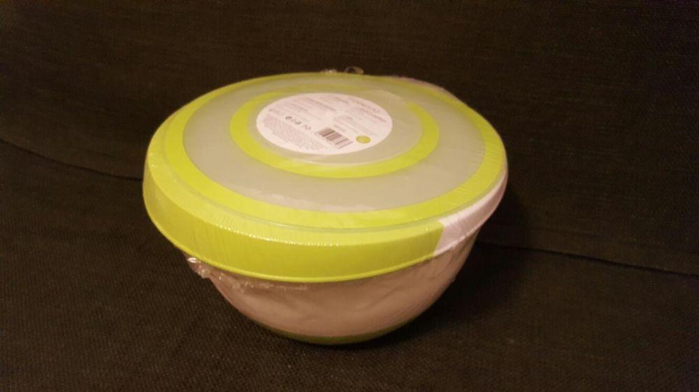 Castron pentru amestecat (salata sau altele), NOU