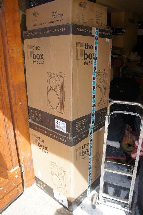 Boxe active The Box PA502A