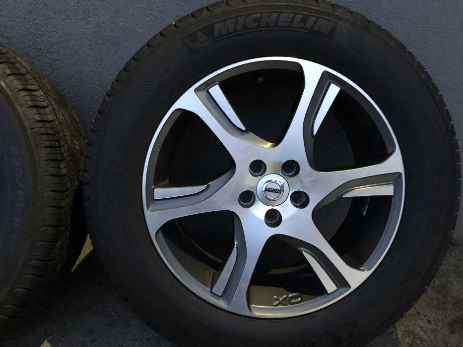 "Jante ZEPHYRUS 18"" 5x108 Volvo XC60 XC70 S60 V60 S80 V70 V40 S40 V50 C"