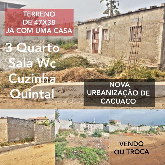 Nova urbanização. Casa (em troca ou venda)