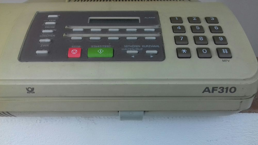 Fax AF 310 Arad - imagine 2