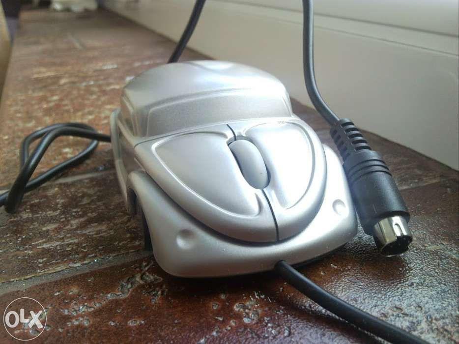 Mouse Masinuta Broscuta