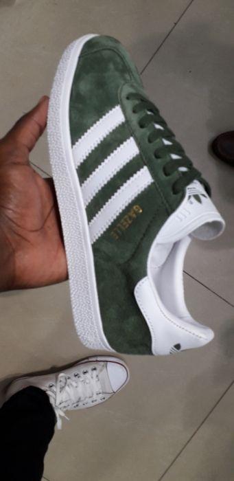 Adidas Gazelle Green Og