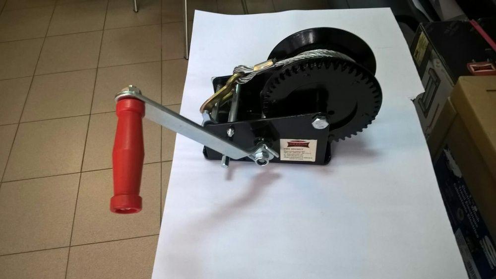 Troliu auto manual DragonWinch 1588kg