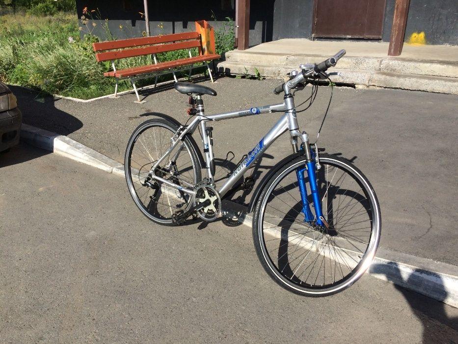 Немецкий велосипед Kalkhoff Германия