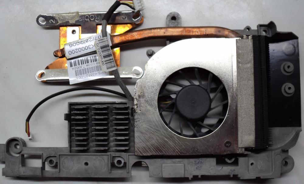 Kit Cooler Laptop HP Pavilion DV8000