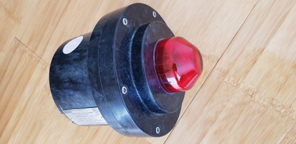 Проблесковый маяк MEDC XB11, SM87 оповещатель