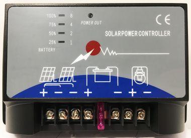 Controler De Incarcare Curent, Pentru Panouri Solare - 30 A