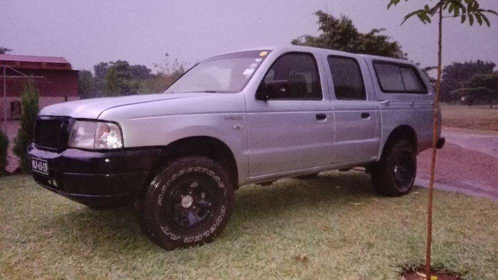 Pick up Cab. Dupla 4x4
