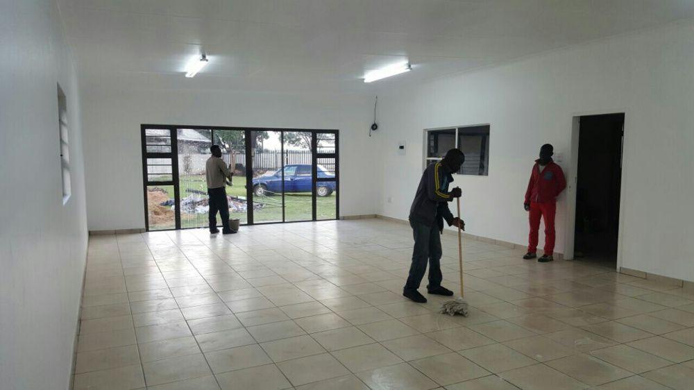 Limpezas gerais nos flet's apartamentos, após ficado temp sem habitar