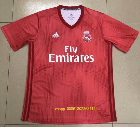 18~19Camiseta del Real Madrid
