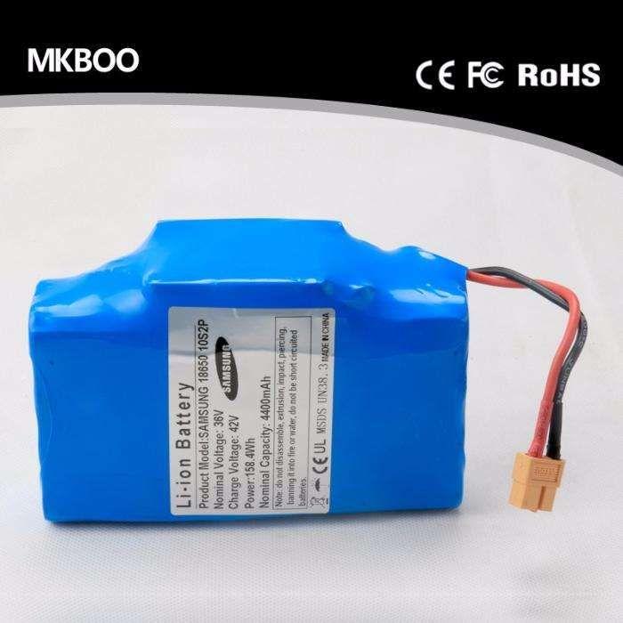 Baterias novas para hoverboard Samsung Li-ion