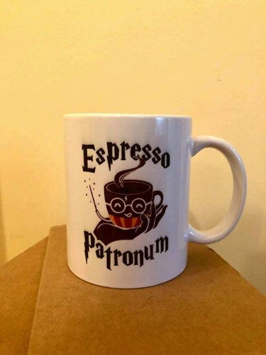 Чаши за кафе Хари Потър ESPRESSO PATRONUM