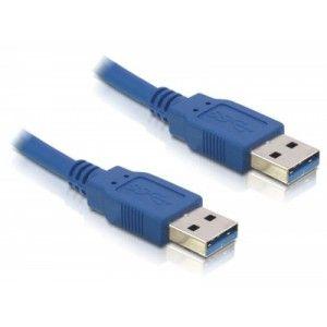 CABLU USB 3.0 TIP A T-T, culoare Albastra,