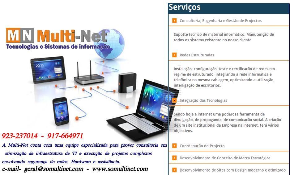 Tecnologias e assistência