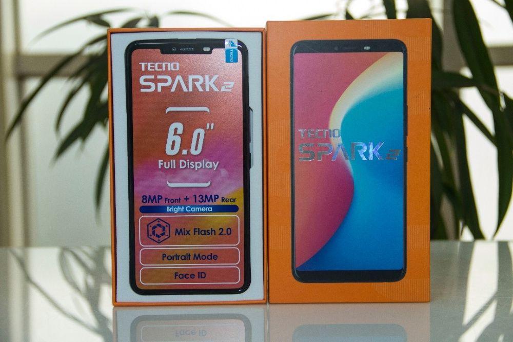 Tecno Spark 2/selados na caixa !