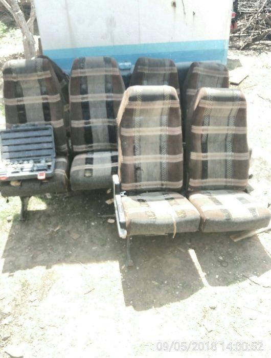 продам автобусные сидения