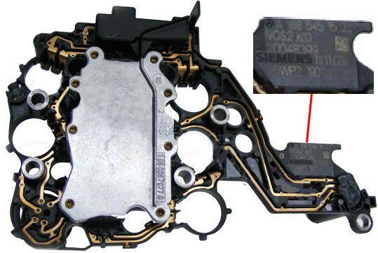 Ремонт на Скоростен лост Мерцедес автоматик W203,W211,W220 и други. гр. Хасково - image 9