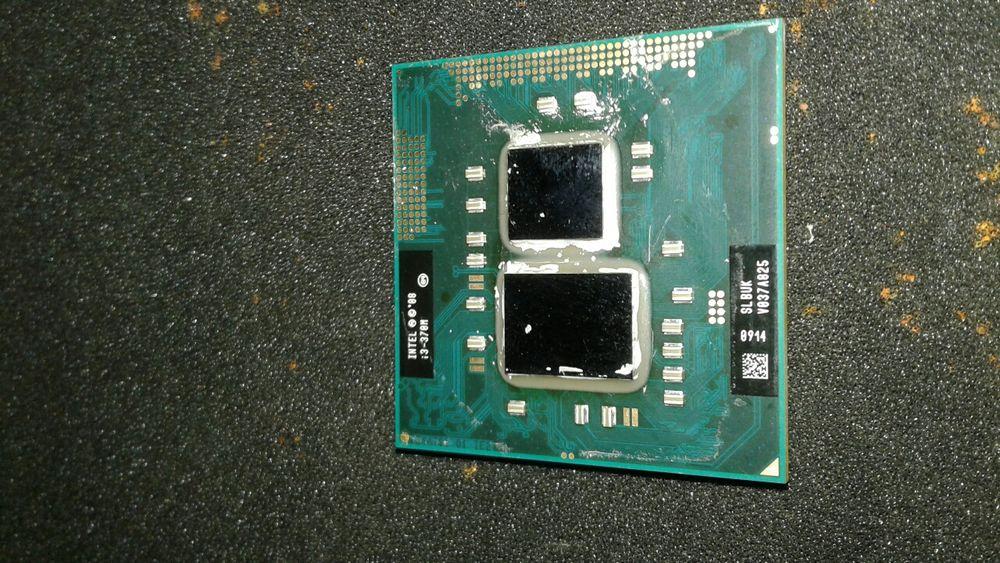 Chip de laptop i3 da terceira geração