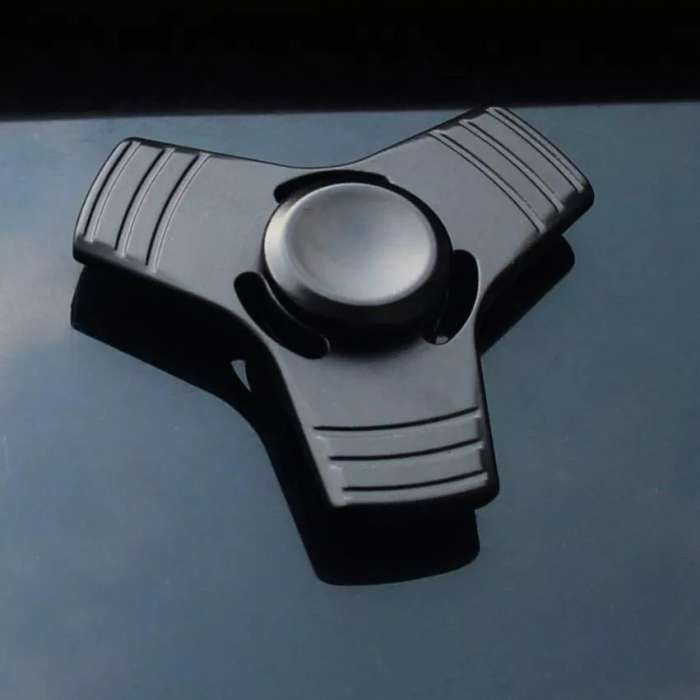 Fidget Spinner metalic profesional de lunga durată